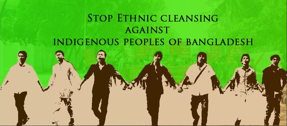 Stop ethnic cleansing